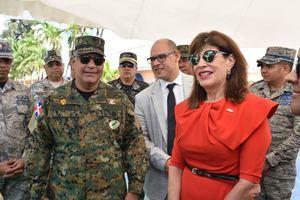 Embajadora Robin S. Berstein manifestó su complacencia por la receptividad de las autoridades dominicanas.