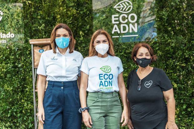 ADN y Voluntariado Banreservas lanzan programa piloto ECO-ADN para clasificación de residuos