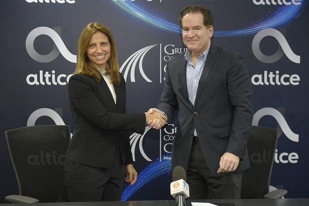 Altice firma acuerdo con Grupo de Comunicaciones Corripio para la transmisión de los juegos de la MLB