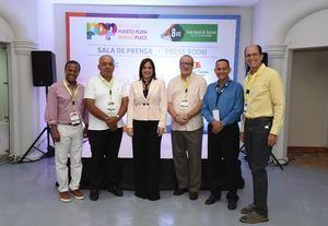 Primer taller para periodistas en el marco de la feria de turismo Discover Marketplace Puerto Plata.