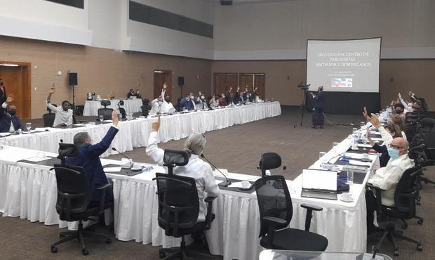 Periodistas de Haití y de RD reunidos por la fraternidad y la democracia de los dos pueblos