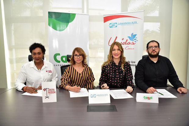 Laboratorios Alfa y Grupo Carol se unen contra la Falcemia