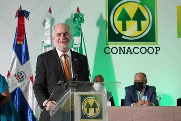 Convención financiera revela alta incidencia de cooperativas en producción nacional