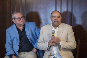Alfonso Quiñones y Omar de la Cruz.