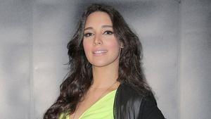 La ex Miss Universo, Amelia Vega.