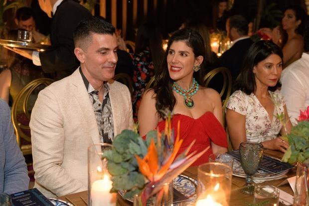 Carlos Camblor y Crystal Jiménez.