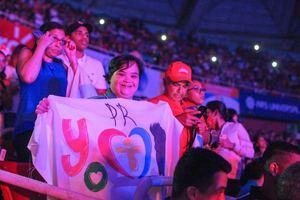 """""""Quiéreme como soy"""",  un gran desborde de cariño, este domingo 17 de noviembre en el Estadio Quisqueya."""