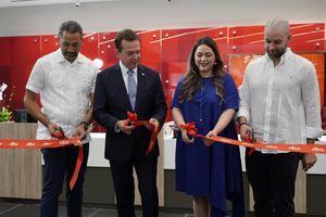 Benjamin Gonzalez, Victor Bisono Haza,Sandra Infante, Alejandro Constantinau.