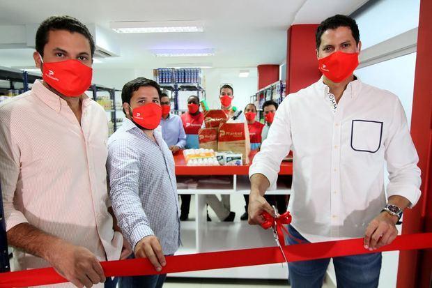 Eduardo Castillo, Gte. Operaciones, Eduardo Valdez, Head of Sales, Rafael de Armas, Director e Ivan Valdez, Head New Business.