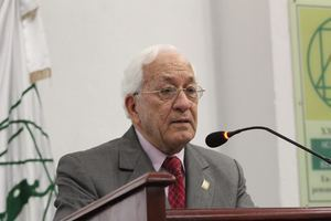 Doctor Luis Schemer Ortiz.