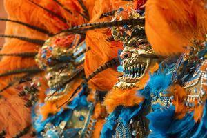 El Carnaval Dominicano es una de las tradiciones más coloridas y más alegres de la República Dominicana.