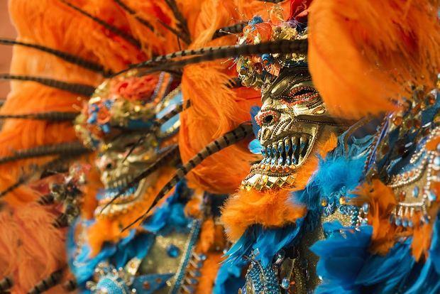 ¡El carnaval es un patrimonio, un orgullo de nuestro país!