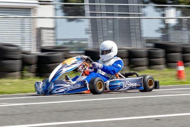El equipo de karting Doltesa Racing se prepara para la semifinal del campeonato Nacional