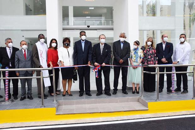 Gobierno deja inaugurado el Museo de Historia y Geografía en la Plaza de la Cultura