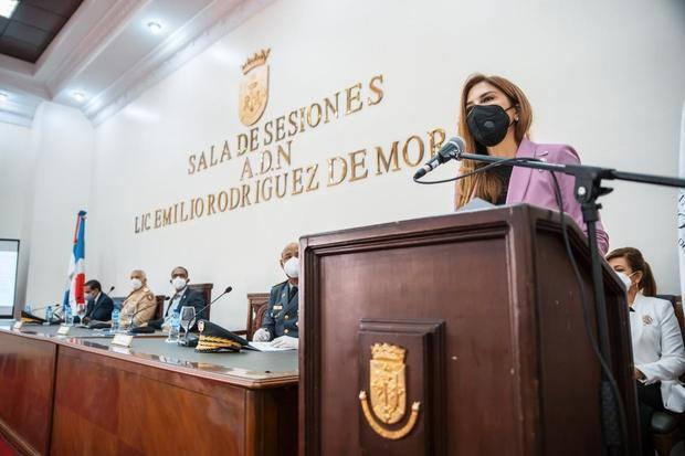 Alcaldía Distrito Nacional presenta Plan Local de Seguridad Ciudadana en la capital