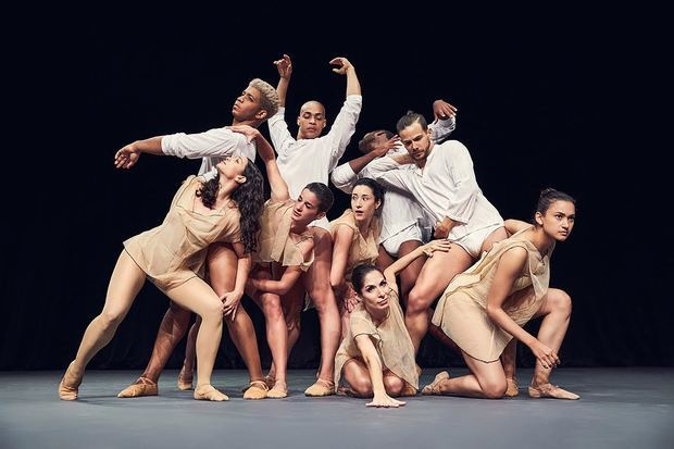 "Ballet Nacional da vida a ""Las Lavanderas"", la famosa obra del pintor Francisco de Goya"
