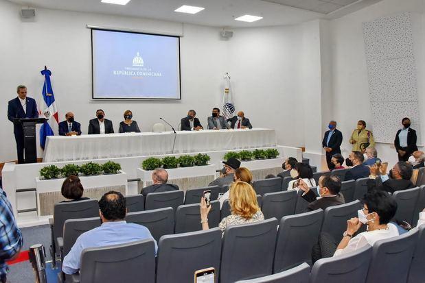 Presidente Abinader encabeza actos conmemorativos del Día Internacional de los Museos