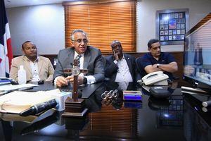 El comité ejecutivo del COD.