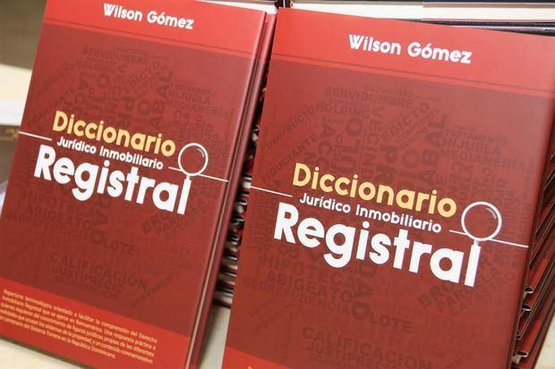 El Diccionario Jurídico Inmobiliario Registral.