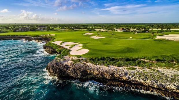 """Nominan a República Dominicana como """"Mejor Destino de Golf del Caribe""""."""