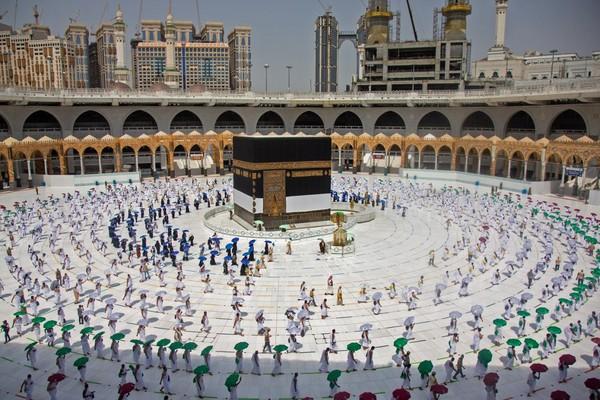La Mezquita al 100 % de capacidad por primera vez desde la pandemia