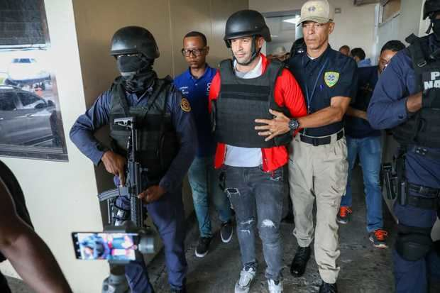Nepomuceno afirma que es inocente del asesinato de la abogada Languasco