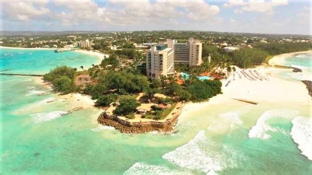 Barbados implementa burbuja de viajes.