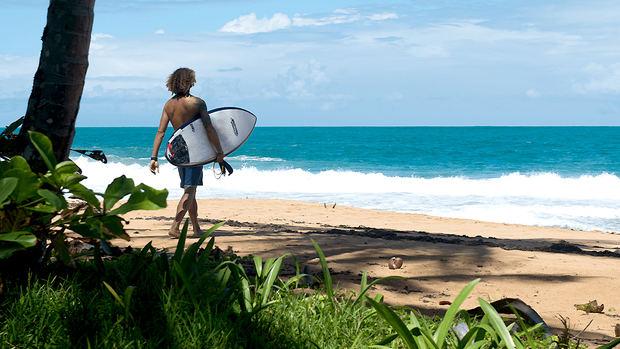 Con playas de clase mundial Panamá se postula como un destino de surf de primer nivel