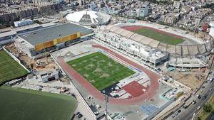 Organización de los Juegos Panamericanos entra en la recta final
