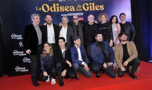 La Odisea de los Giles.
