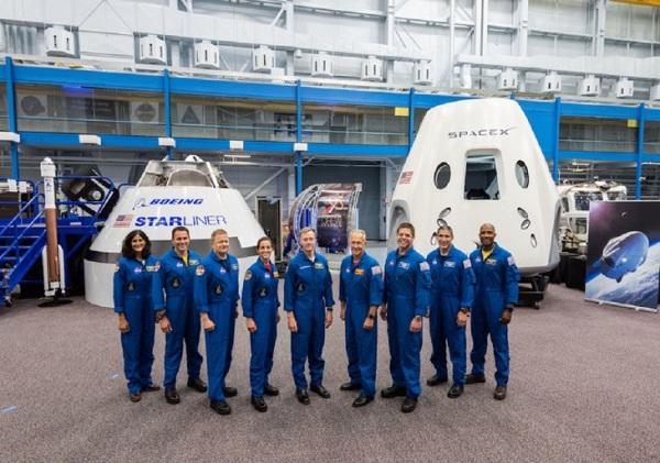 NASA anuncia primera tripulación que viajará al espacio desde EE. UU. en 7 años