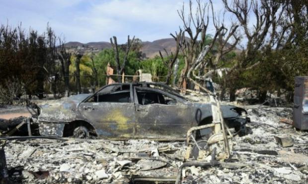 Los incendios de California siguen creciendo en plena búsqueda de desaparecidos
