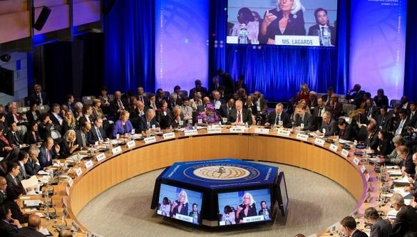 El FMI y el BM,inquietos ante los primeros efectos de la guerra comercial