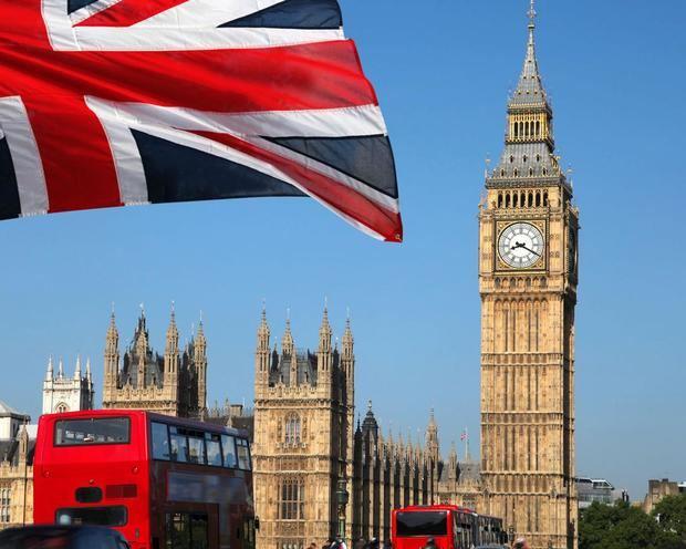 Turismo en Reino Unido.