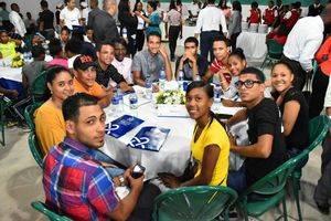 Tercer Congreso de Jóvenes por una Cultura de Paz.
