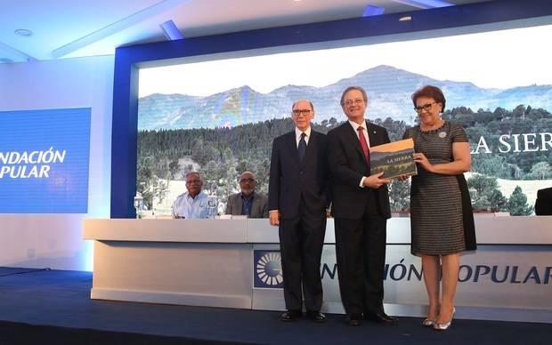 """Fundación Popular presenta el libro """"La Sierra"""""""