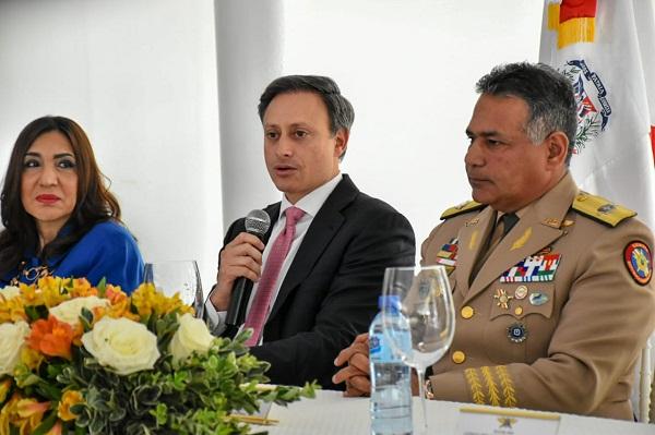 Ministerio de Defensa contribuye a la lucha contra la violencia de género