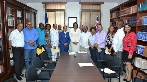 Fiscal de San Cristóbal garantiza cumplimiento de la ley