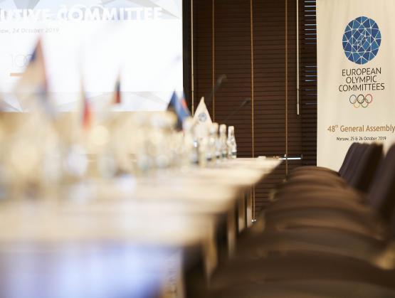 COE evalúa la posibilidad de celebrar una Asamblea General presencial en Atenas