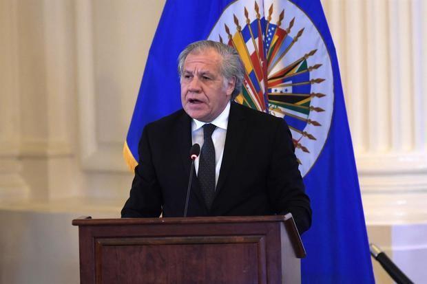 Almagro dice que la OEA cumplió
