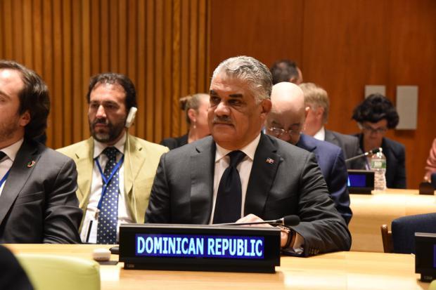 R.Dominicana reafirma su compromiso para alcanzar metas de la agenda 2030