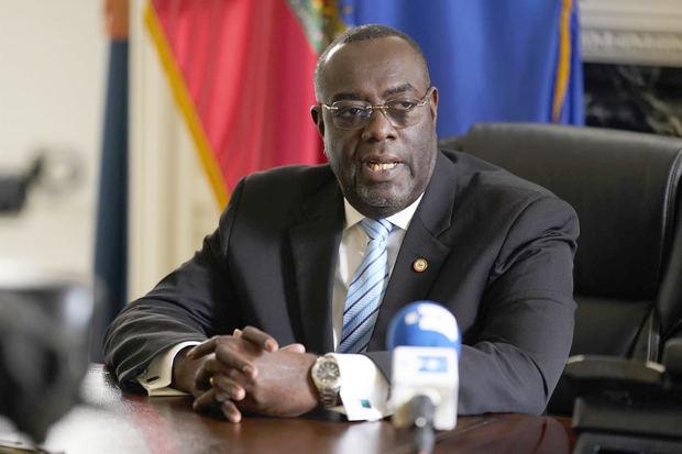 El Gobierno de Haití busca celebrar elección este año, dice el embajador ante la OEA