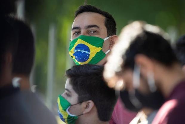 Brasil se convierte en el segundo país del mundo con más casos de COVID-19