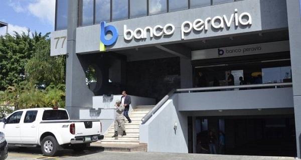 Una de las sedes de Banco Peravia