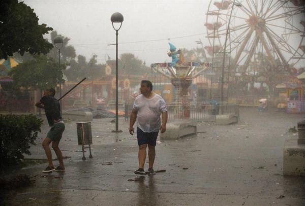 La tormenta tropical Fred se degrada a depresión sobre la isla de La Española