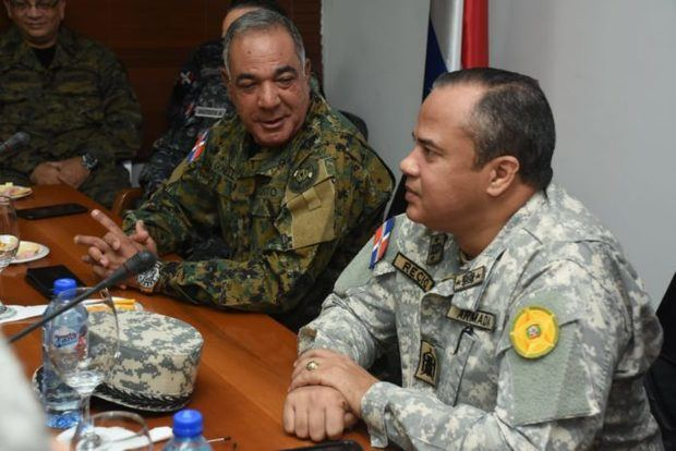 Posicionan nuevo mando del Comando Conjunto Unificado de las FF.AA.