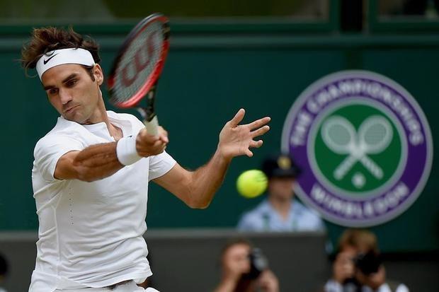 Wimbledon homenajea a los sanitarios con la voz de Federer