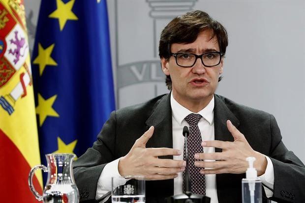 España recibirá en diciembre 3,1 millones de dosis de vacunas contra la Covid