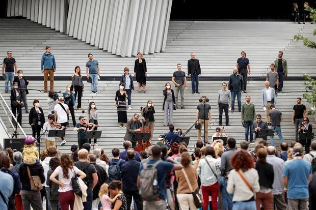 Lluvia de críticas a la celebración masiva de la Fiesta de la Música en París