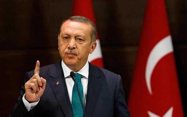Erdogan advierte a EE. UU. de que puede pagar su hostilidad con la misma moneda